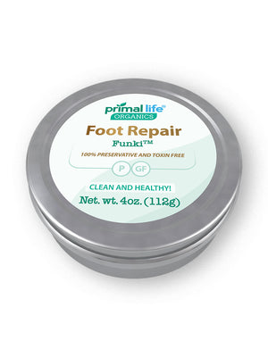 Funki Foot Repair Balm, 4 oz