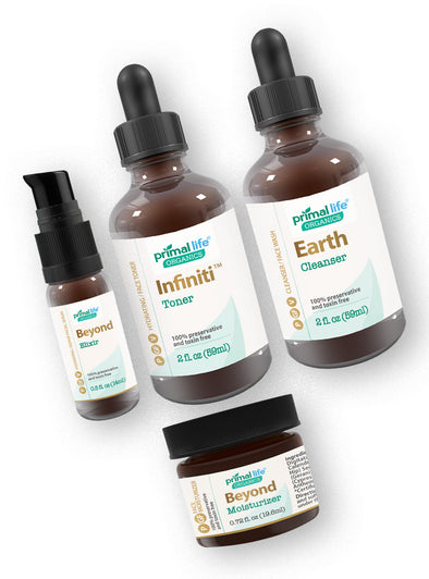 Infiniti and Beyond Face Package, Anti-Aging, All Skin Types