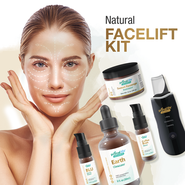 Non-Surgical FaceLift Kit