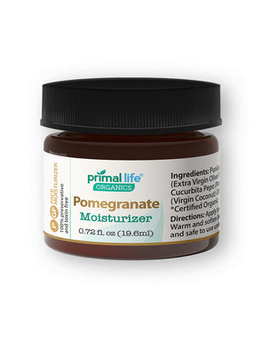 Pomegranate Moisturizer, Normal to Dry