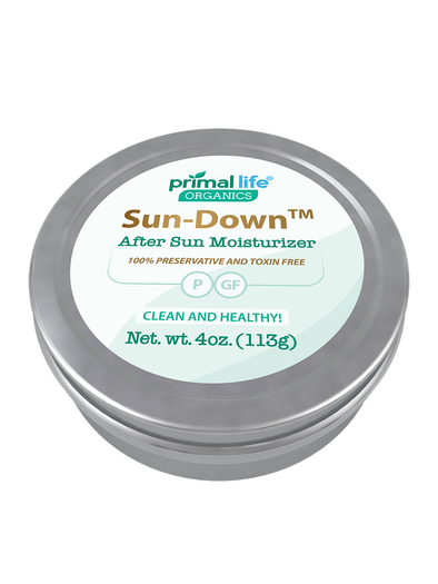 Healing Balm, Sun Down After-Sun 4 oz