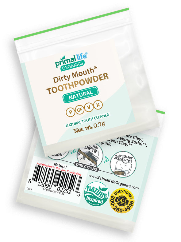 Toothpowder Tasters