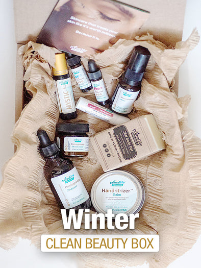Winter Clean Beauty Box
