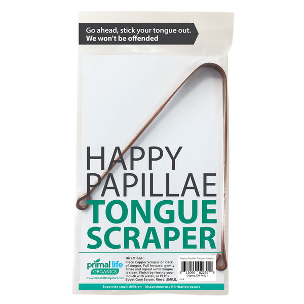 Tongue Scraper (copper)