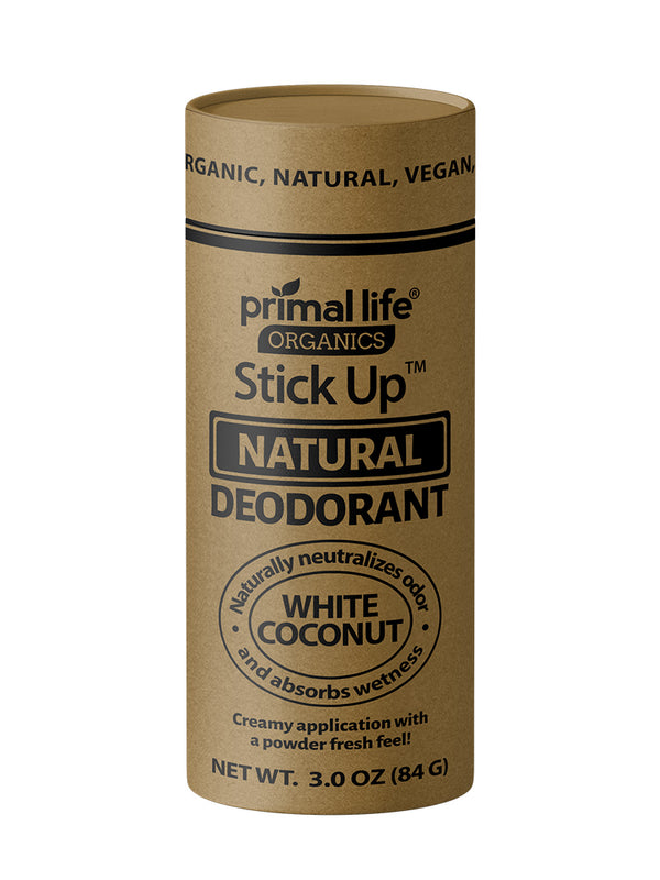 Natural Deodorant 3 oz Stick Up