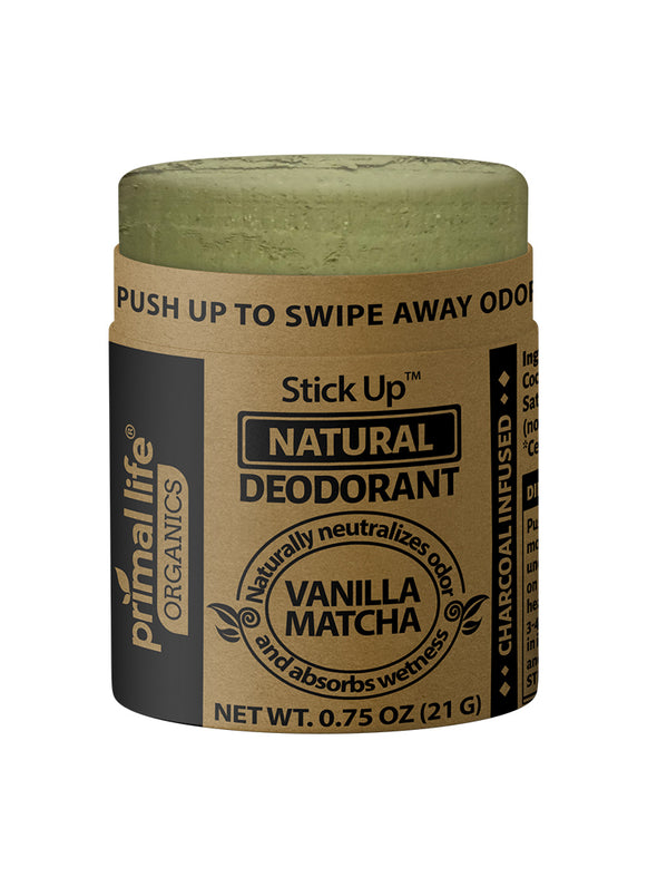 Natural Deodorant 0.75 oz Stick Up (1 Month)