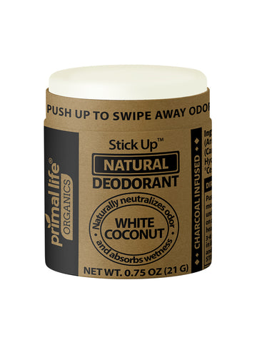 Natural Deodorant 0.75 oz Stick Up