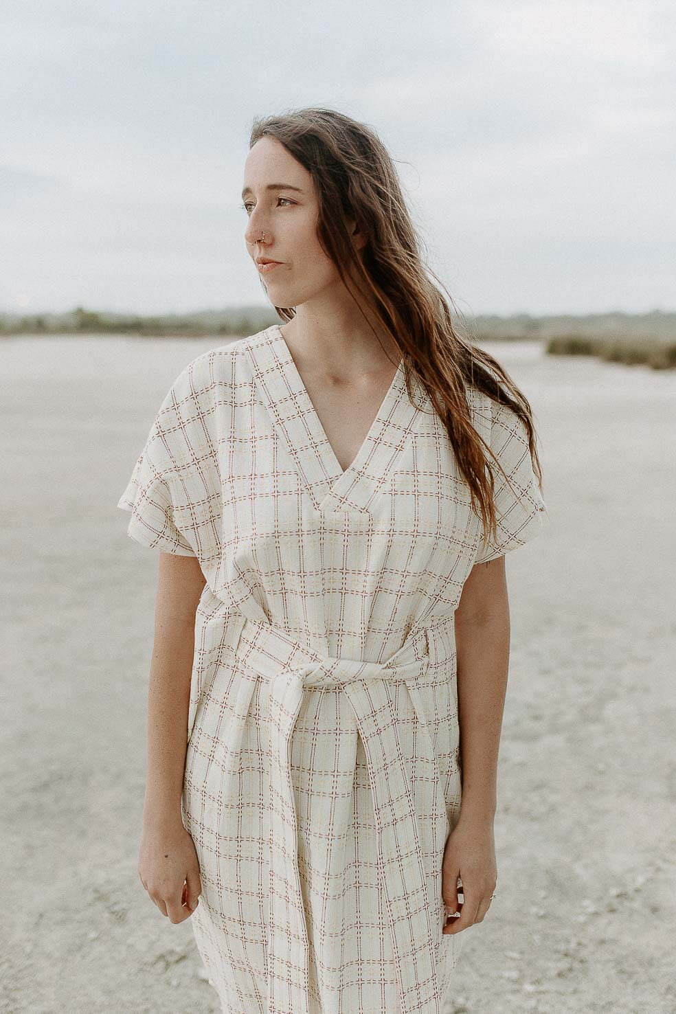 MURIEL TUNIC DRESS | MARIGOLD