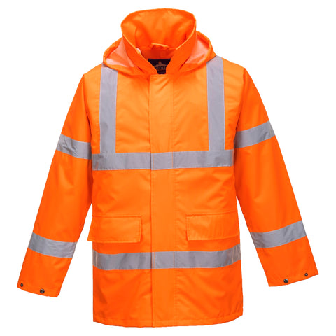 S160 Hi-Vis Lite Traffic Jacket