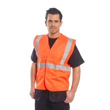 Load image into Gallery viewer, Hi-Vis 1 Band Vest