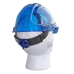 Peak View Ratchet Hard Hat Vented