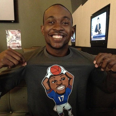 Official Alshon Jeffery T-Shirt