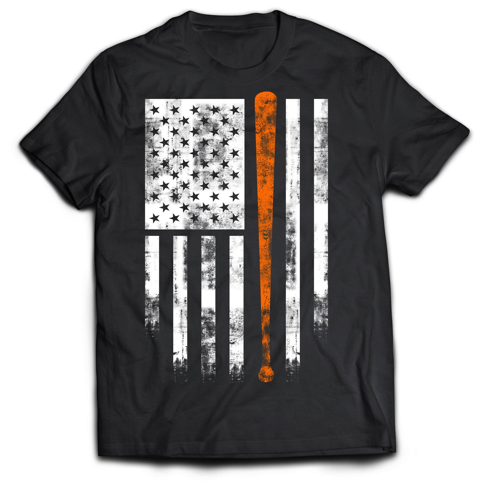 Orange and Black America