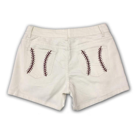 Women's Baseball Shorts