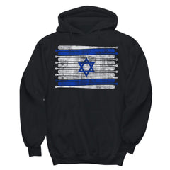 Israel Baseball Flag