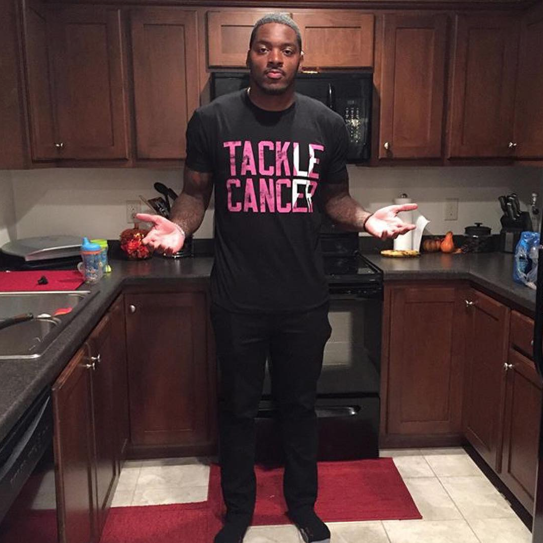 Tackle Cancer™ Breast Cancer Awareness T-Shirt