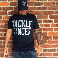 Tackle Cancer™ Dallas T-Shirt