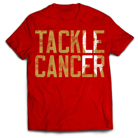 Tackle Cancer™ San Francisco T-Shirt