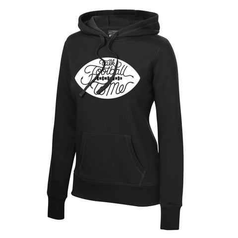 Talk Football To Me Hoodie