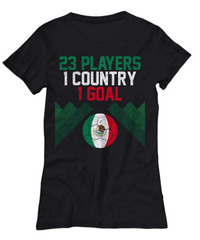 Mexico 2018 World Cup Shirt