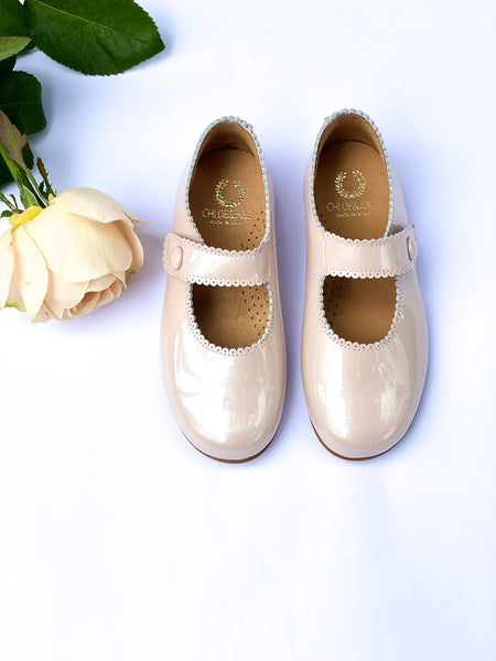 Mary Jane Sofia Pearl Patent