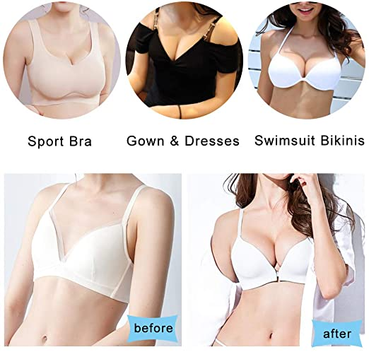 Sport Bra Push-Up Pads