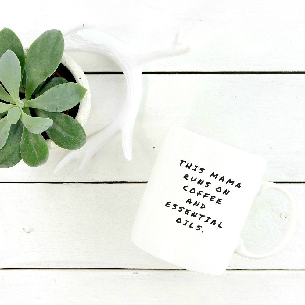 Essential Oil Mama Mug