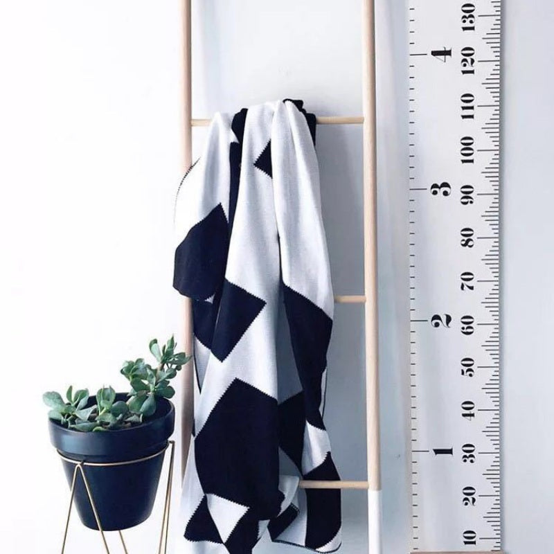 Nordic Style Children's Height Ruler