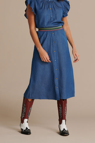 SKIRT - Royal Denim
