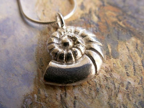 Nautical Shell Pendant
