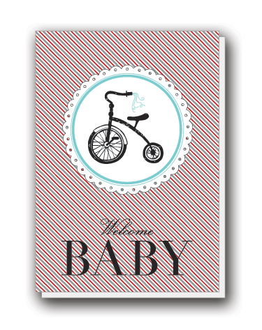 WELCOME BABY TRIKE