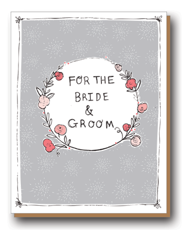 FOR THE BRIDE & GROOM FLORAL