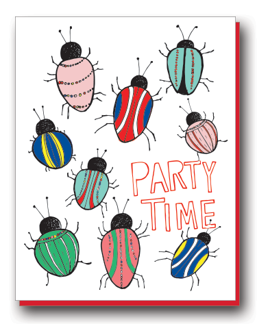 PARTY TIME BUGS