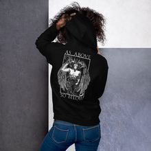 Baphomet Hooded Sweatshirt