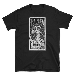 Lamia Short-Sleeve Unisex T-Shirt
