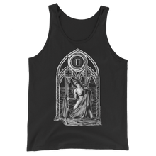 2 of Swords Unisex Tank Top