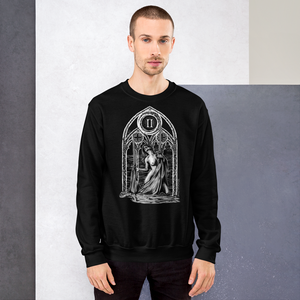 2 of Swords Sweatshirt