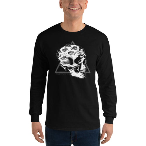 Grant Us Eyes Long Sleeve T-Shirt