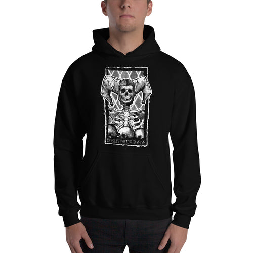 King of Pain Hooded Sweatshirt