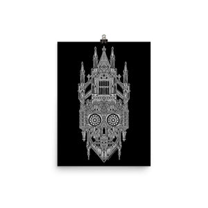 Cathedral Poster