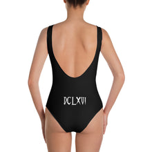 King of Pain One-Piece Swimsuit