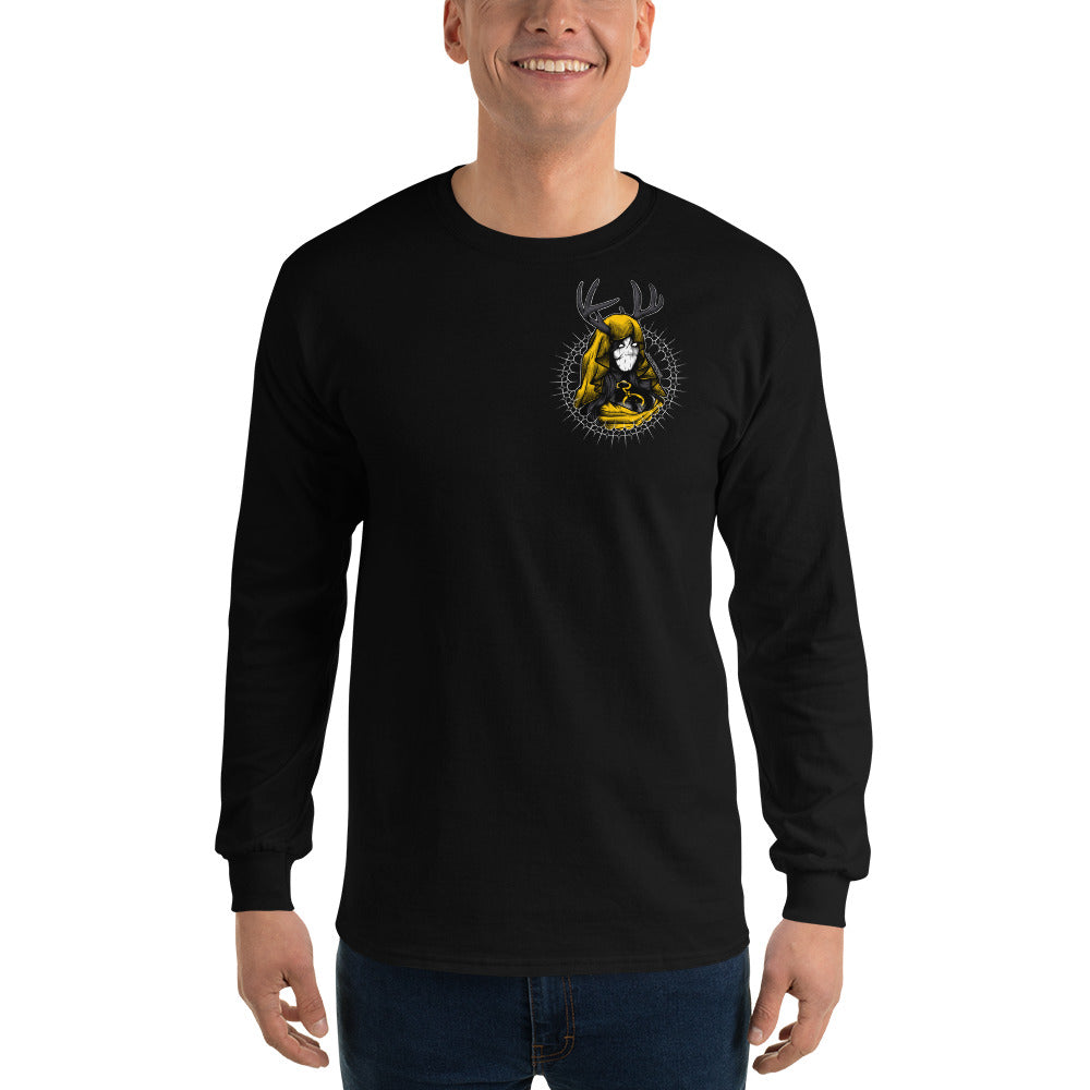 Queen in Yellow Long Sleeve T-Shirt