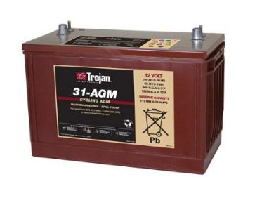 Bigger 31 Group Battery