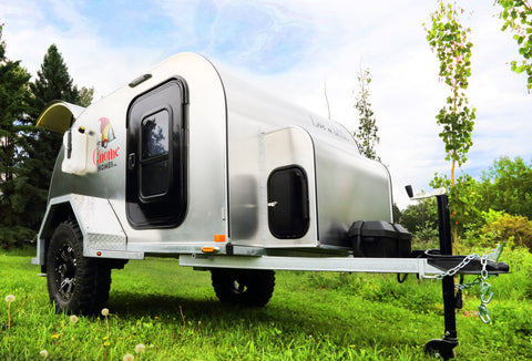 Teardrop Trailer YUKON 5X9