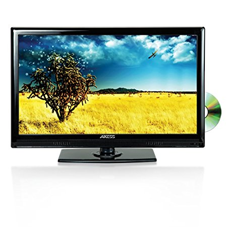 Mounted TV/DVD Player