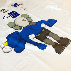 KAWS x Uniqlo Gone Tee 'White'