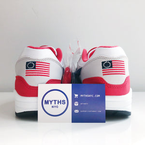 Nike Air Max 1 QS 'Fourth of July' Betsy Ross Flag