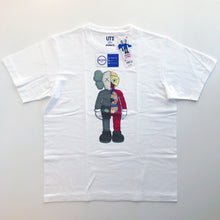 Load image into Gallery viewer, KAWS x Uniqlo Flayed Tee 'White'