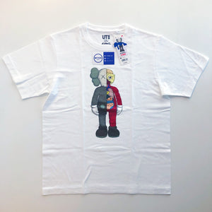 KAWS x Uniqlo Flayed Tee 'White'