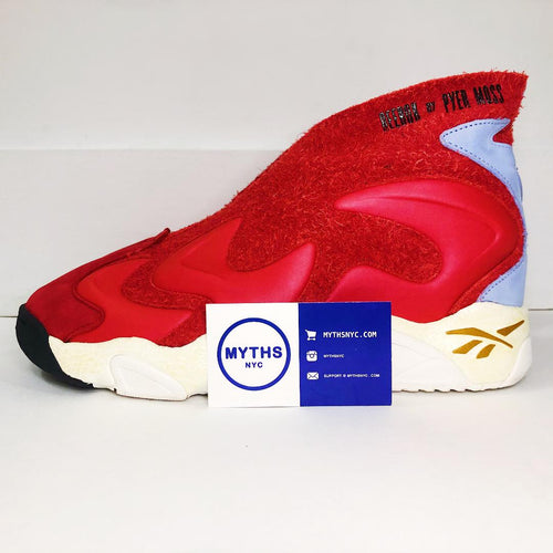 Pyer Moss x Reebok Mobius Experiment 'Red' - Friends & Family